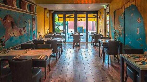 Grieks Restaurant Attica Het restaurant