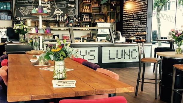 Jacky's Lunch & Winebar Jacky's Lunch