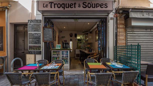 Le Troquet à Soupes extérieur