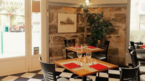 Café des Arts Entrée