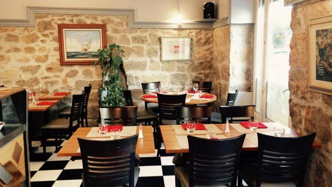 Café des Arts - Restaurant - Menton
