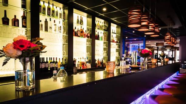 Lim Asian Bistro Het restaurant