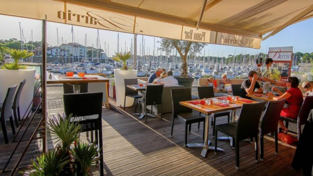 restaurant le barrio capbreton 40130 menu avis. Black Bedroom Furniture Sets. Home Design Ideas