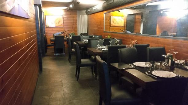 RAV Sala del restaurante