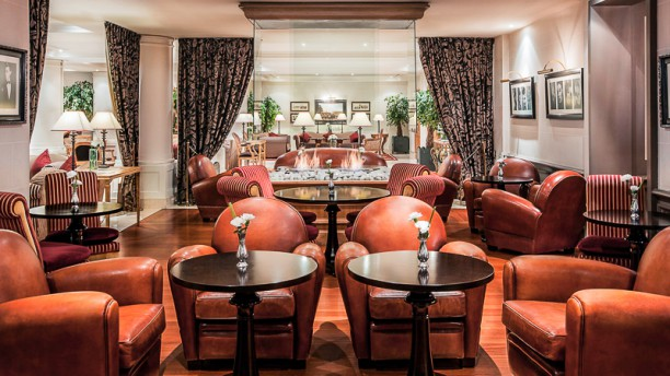 Bogie's bar Vue salle