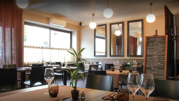 Le Patisson Salle du restaurant