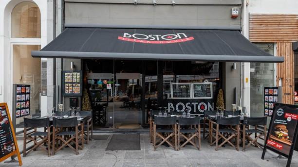 Boston Steak House Anvers Entrée