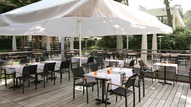 Brasserie 135 Terrace