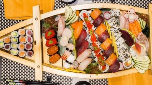 Junsei Restaurant & Sushi Bar (Salario Center) Suggerimento dello chef