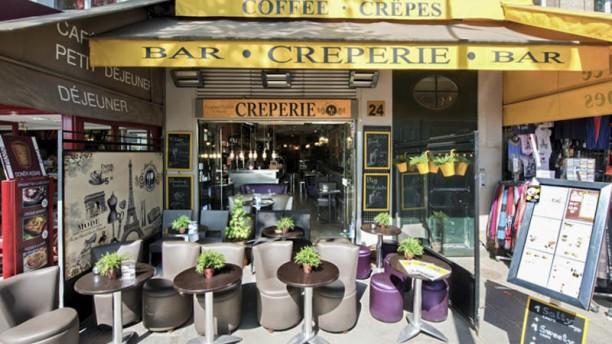 Coffee Crêpes 24 quai du louvre