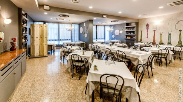 Donatello Lato ristorante