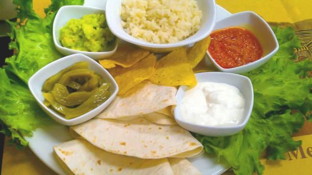 Q.in MexicanristO' Salse degustazione