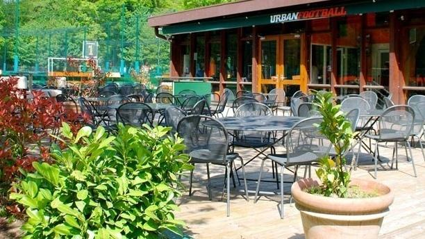 Urbanfootball le Restaurant La terrasse