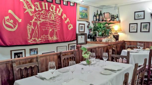 Asador El Panadero Vista sala