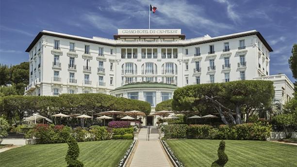 Le Club Dauphin - Grand Hôtel du Cap Ferrat Devanture