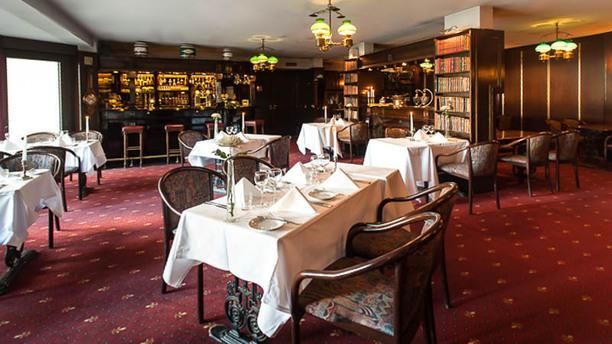 Restaurant Brigadéren rum