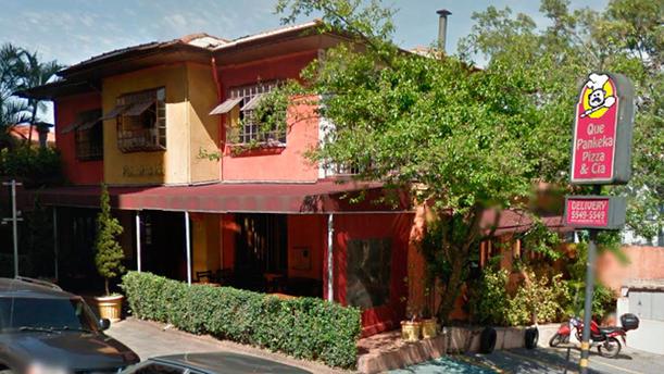 Que Pankeka- Vila Mariana rw fachada