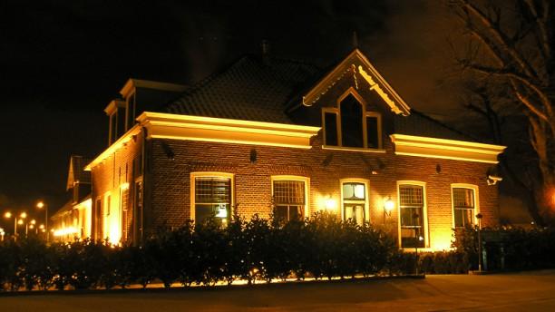 Restaurant Hoeve Kromwijk Ingang