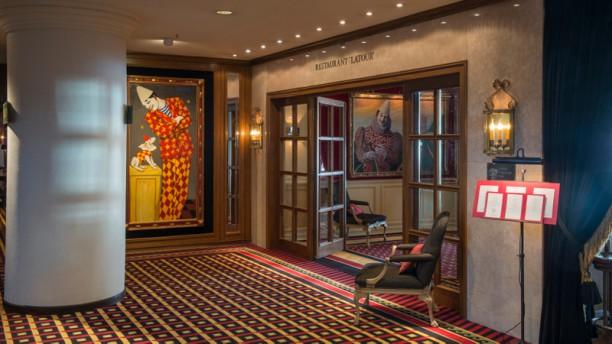 Latour (Grand Hotel Huis ter Duin) Ingang