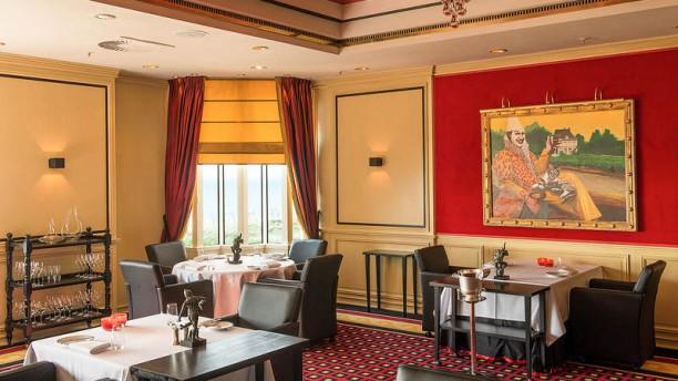 Latour grand hotel huis ter duin in noordwijk menu