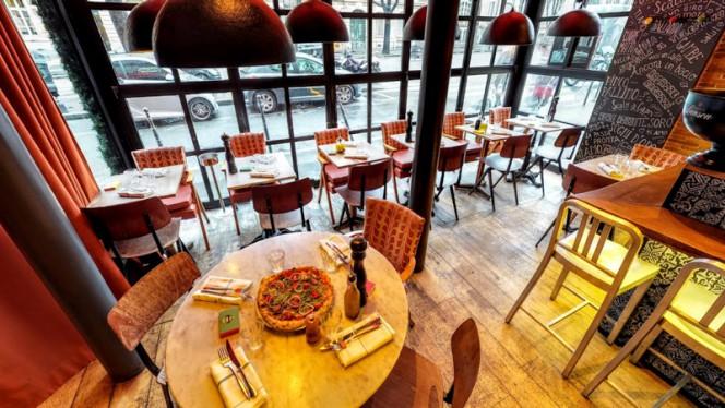 Cantina Di Luca George V - Restaurant - Paris
