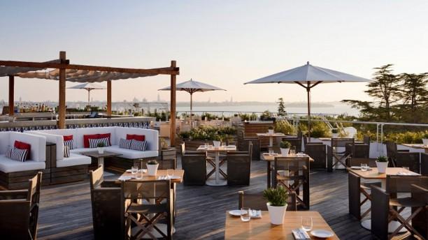 Sagra Rooftop Restaurant Esterno