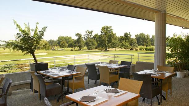 Restaurant du Golf d'Artiguelouve Terrasse