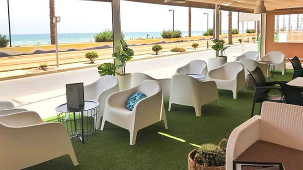 Lebeche - Playa Muchavista Terraza