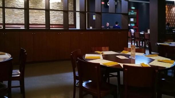 Gusto Grill Vista della sala