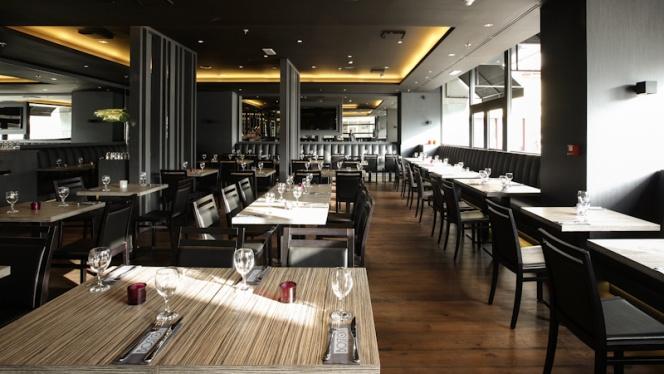 Vue salle - Boston Steak House Rogier,