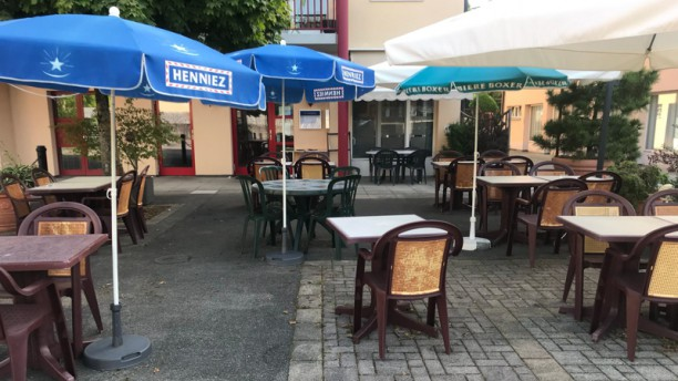 Le Boussinois Terrasse