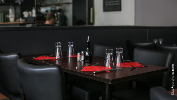 Gardenia Tables dressées