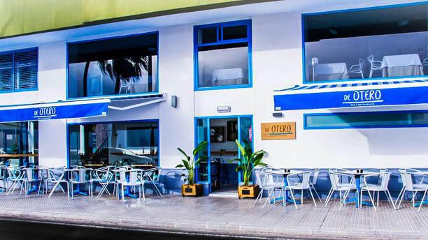 De Otero - Bar & Restaurante Vista terraza