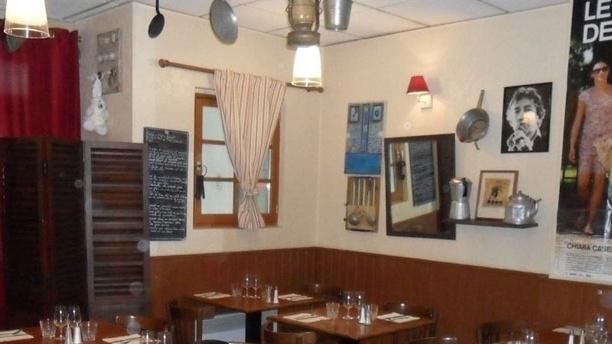 Les Gamelles Au Plafond In Suresnes Restaurant Reviews Menu And