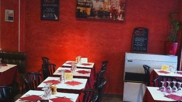 Restaurant pizza les artistes paris 75015 tour eiffel - La cuisine du monstre tours ...