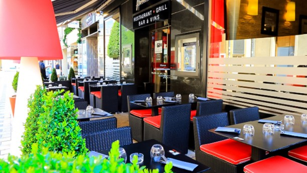 Brochettes et Cie Thionville Terrasse