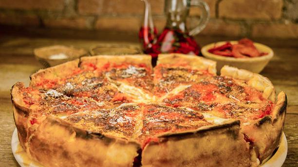 A Casa da Pizza Estufada Pizza Estufada