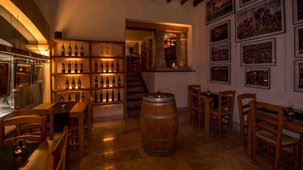 Arte&Vino Vista sala