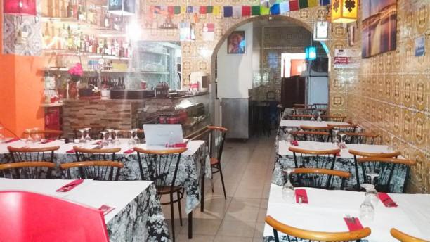 Tamusyo Bhansa Ghar Sala do restaurante