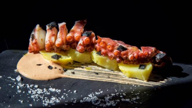 Sugerencia del chef - Coolantro Bar, Sevilla
