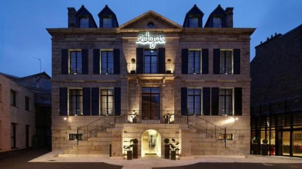 Edgar - Hotel Restaurant Devanture