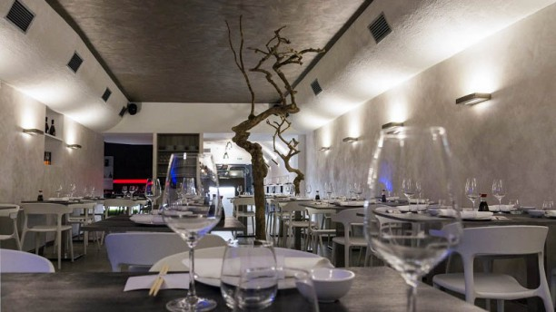 Hobo Restaurant | Japanese Passion Vista sala