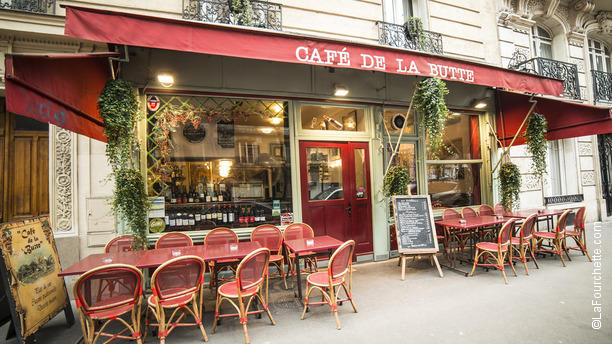 Reel Cafe Menu