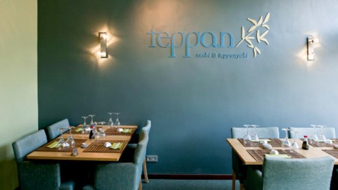 sala - Teppan - Sushi & Teppanyaki, Porto