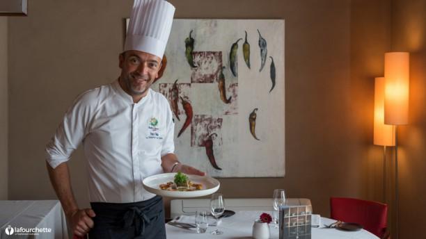 Hôtel Restaurant La Source des Sens Chef