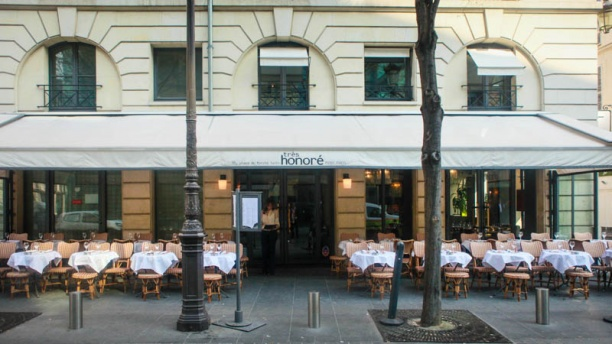 Restaurant tr s honor paris 75001 op ra grands - Cuisine et confidences place du marche saint honore ...