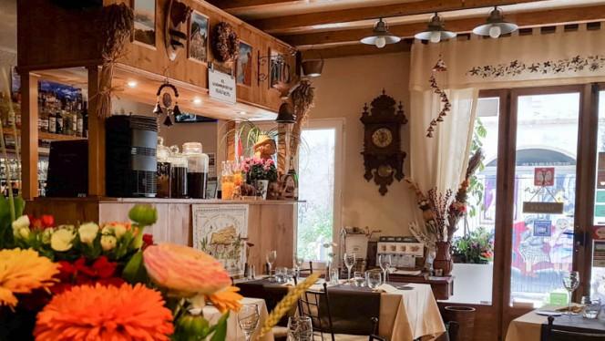 Vue de la salle - Restaurant Polonais Un Coin De Bonheur, Marseille