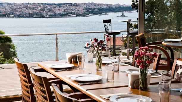 The Kebap & Steak The terrace