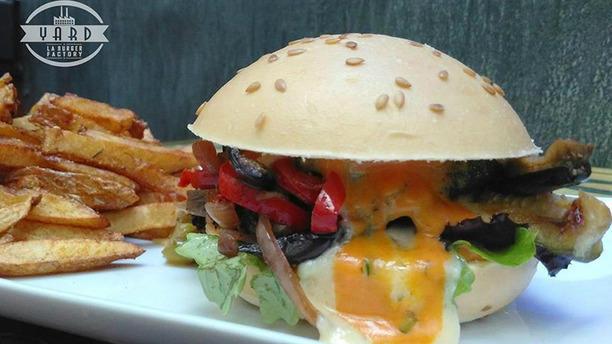 yard la burger factory in toulouse restaurant reviews