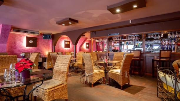 Le Bora Salle du restaurant